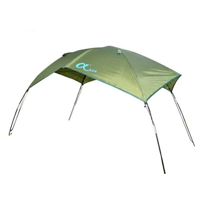 Tente de bateau gonflable Seahawk de haute qualité abri solaire tente de bateau à rames gonflable auvent de bateau de pêche en caoutchouc PVC (tente seulement)
