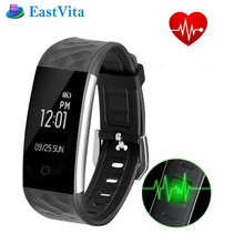 Eastvita S2 SmartBand Bluetooth 4.0 OLED умный Браслет Фитнес трекер flex часы умный Браслет SH03