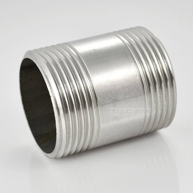 Brand new high quality quot male threaded pipe