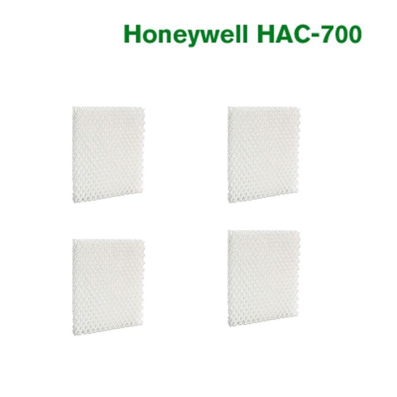 4 шт. оригинальный утолщаются увлажнитель фильтр фитиль Запчасти для Honeywell HAC-700/HAC-750/HCM-750B увлажнитель воздуха фильтр интимные аксессуары