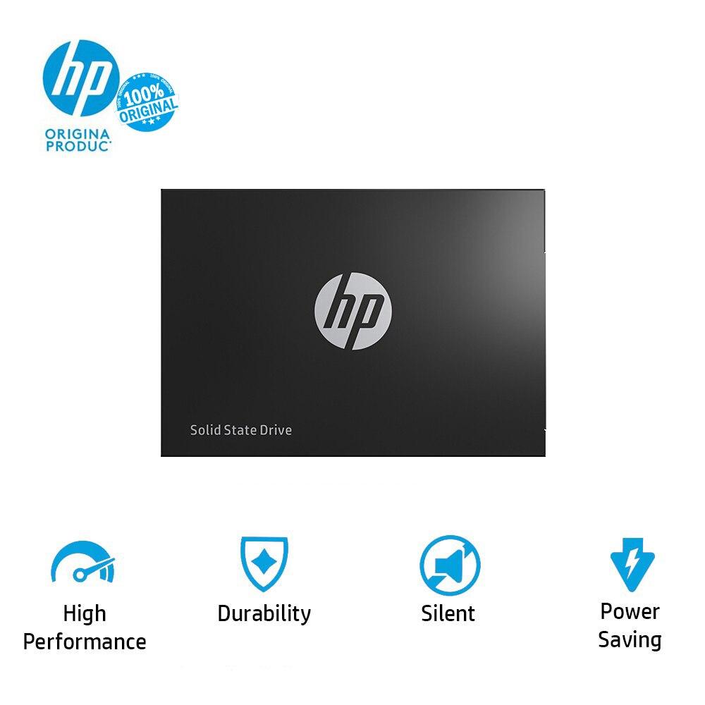 HP ssd 500 go sata3 Interne Solid State Drive 2.5 Disque Dur Disque HDD 3D NAND Pour ordinateurs portables et pcs ssd 500 go portable