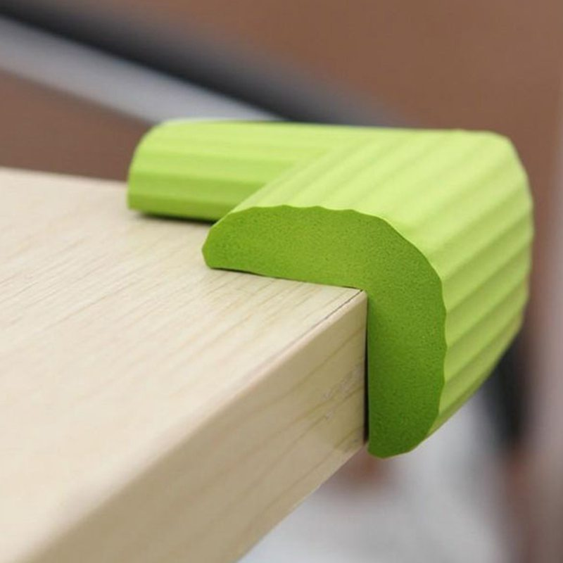 10Pcs Kids font b Baby b font Soft Safety Table Corner Edge Protection Cover font b