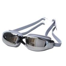 Горячая Распродажа плавательные очки для женщин и мужчин высокой четкости гальванические линзы водонепроницаемые противотуманные очки Аксессуары для спортивной одежды