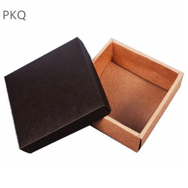 10pcs/lot Cardboard large gift box with lid ,Jewelry Event Wedding - large gift boxes with lids