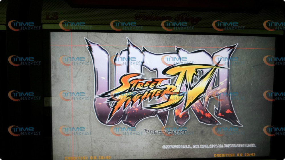 ultimate Street Fighter IV Game Board New Arrival High-resolution X-360 high-performance game for VGA monitor Arcade Game Machin street fighter x tekken