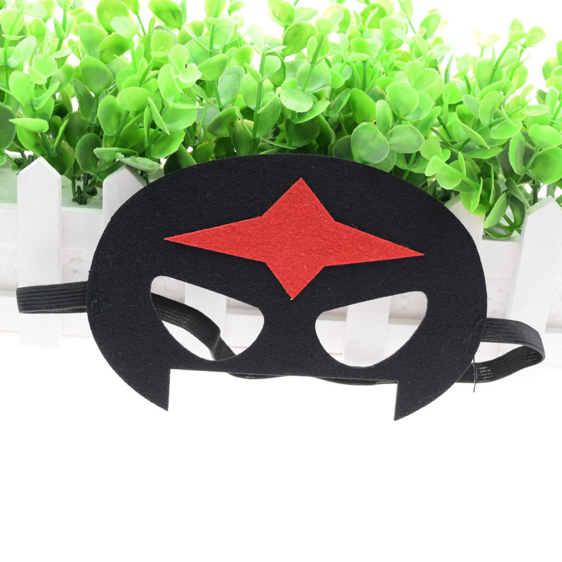 Mask Nova Super Hero Doctor Doom Hulk Thor Mask Kids Boy Girl Costume Star Wars Xmas Avengers DIY Masquerade Eye Mask Cosplay