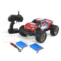 DEER MAN 1:12 Cross Country Vehicle 25KM/H 2 Batteries Remote Control Model Off Road Vehicle Toy 2.4GHz RC Climbing Car Toy