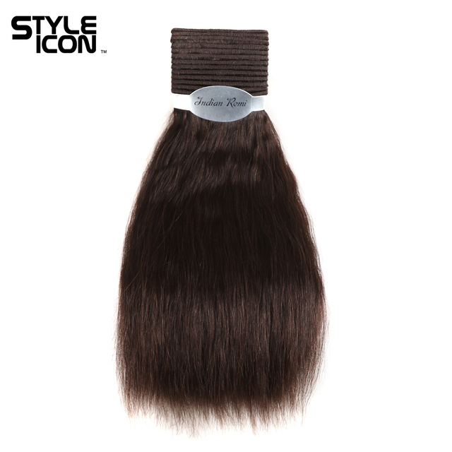 Styleicon Wet And Wavy Human Hair Bundles Indian Remy Hair Weave 1