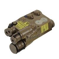 狩猟バッテリーケース戦術peq-la-5バッテリーケースボックスエアガン狩猟機器用タクティカルギア使用狩猟fastヘルメッ