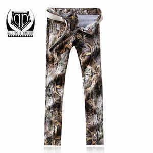 Cotton Designer Casual Slim Fit Denim Men s Jeans Joggers c8fc264c6f1