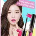 New Brand Lip Gloss Matte Shining Gloss waterproof  Magic Color Peel Mask Tint Pack Super Long Lasting Waterproof Liquid