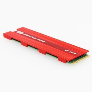 Image 4 - M.2 NGFF/NVMe SSD Cooler Heatsink Hard Disk Radiator Fin Thermal Cooling Pad Good quality