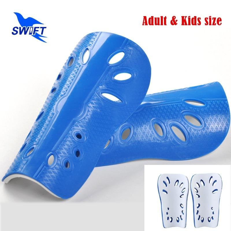 New Professional Soccer Shin Guard Adult Men Leg Protection Football Shin Pads Kids Soccer Shinguards Football Protectors 1 Pair
