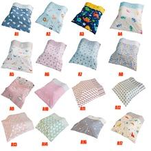 Детское одеяло для маленьких мальчиков и девочек, мультяшное одеяло для животных, колыбель, одеяло для детской кровати, покрывало для кровати, легкое детское одеяло s