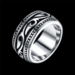 Titanium Stainless Steel Men's