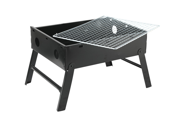 Bbq Pits Charcoal Barbecue Portable Grill Outdoor Camping Picnic Stove Toaster Mini Oven High Quality