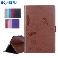 For Apple Ipad 2 3 4 9 7 Inch New Luxury Leather Retro Fundas Cover Case