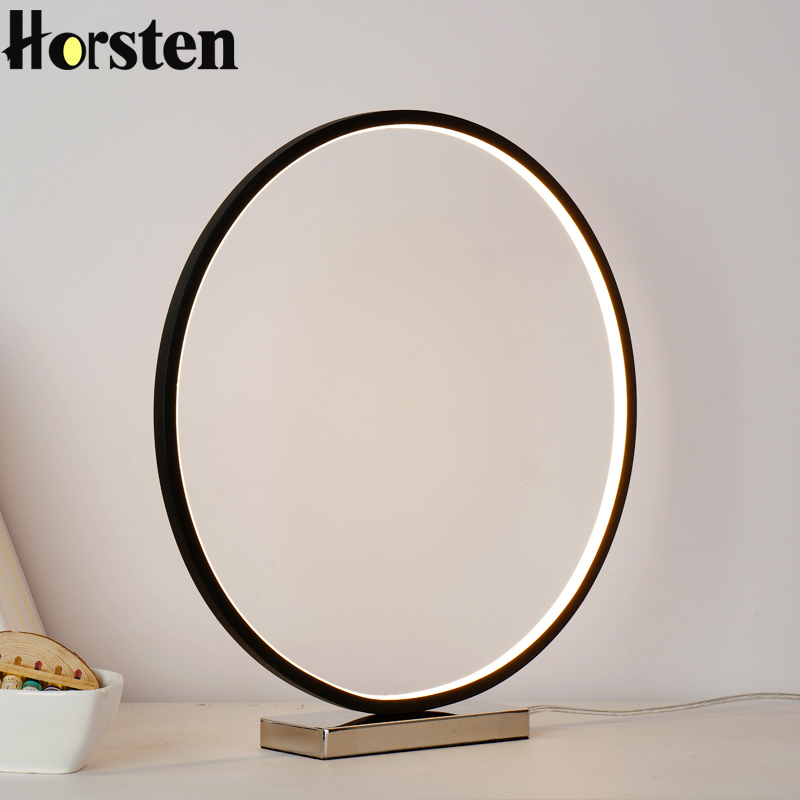 Minimalist LED Table Lamps Modern Round Stainless Table Lights 220V Eye Protect Table Desk Lamp Bedside Lamp For Living RoomMinimalist LED Table Lamps Modern Round Stainless Table Lights 220V Eye Protect Table Desk Lamp Bedside Lamp For Living Room