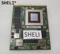 Шели K3100M K3100 4 г N15E Q1 A2 VGA Видео Графика карты для DELL M6700 M6800 M6600 для hp 8740 Вт 8760 вт CN 06JT04
