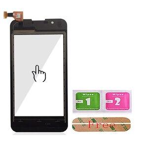 Image 5 - 4.0 telefon komórkowy szkło dotykowe dla BQ BQS 4072 BQ 4072 dotykowy digitalizator do szkła ekranu Panel obiektywu czujnik narzędzia bezpłatne klej