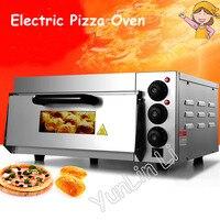 Электрический чайник пиццы Нержавеющаясталь коммерческих термометр один для пиццы/мини печь для выпечки/хлеб/торт тостер EP 1ST