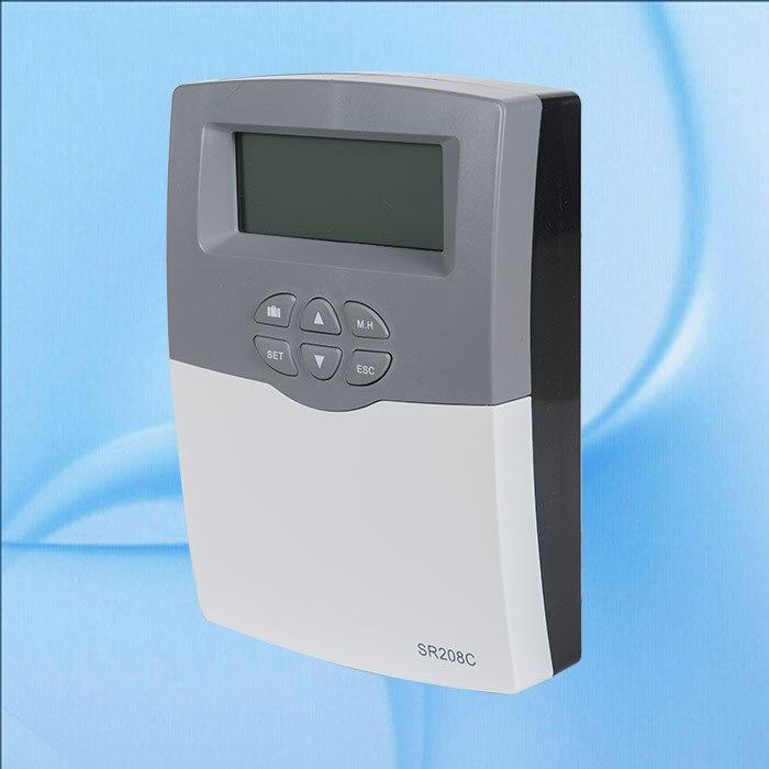 AC100 240V Solar Heating system controller SR208C