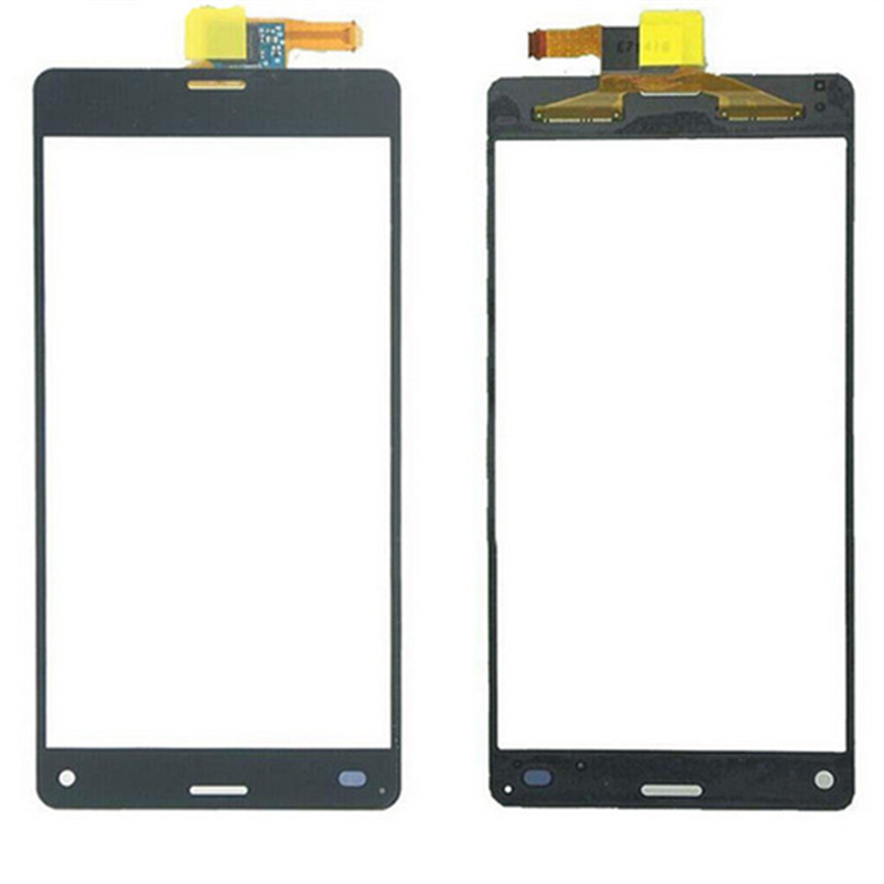 10pcs New Black Touch Screen Digitizer Panel Glass Lens Replacement Parts For Sony Xperia Z4 Repair Part Hot Sale Free Shipping touch screen glass panel for mt508tv 5wv repair new