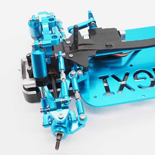 Servo timón varilla Metal mejora RC piezas de coche para WLtoys A959-B A969 A979 998