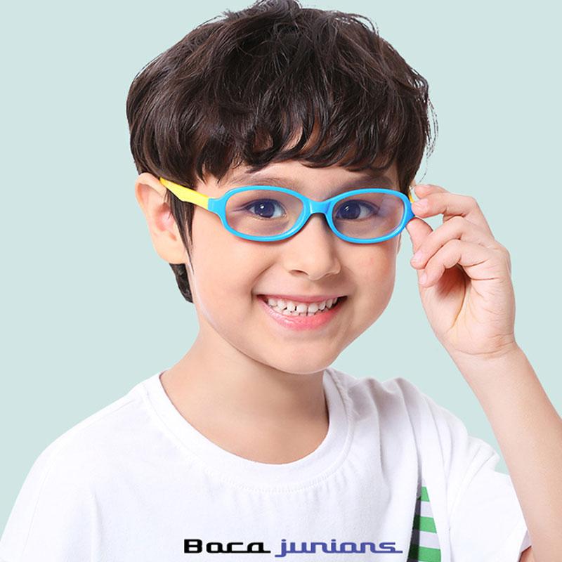 Diskret 2019 Sonnenbrille Kinder Blau Licht Blockieren Brille Transparente Computer Brillen Harz Umwelt Sicherheit Rahmen Shades Uv400 Duftendes Aroma