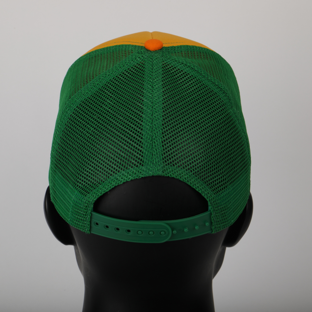2019 Strange Things Dustin Hat Retro Mesh Trucker Cap Yellow Green 85 Know Where Adjustable Cap Gifts Halloween (7)