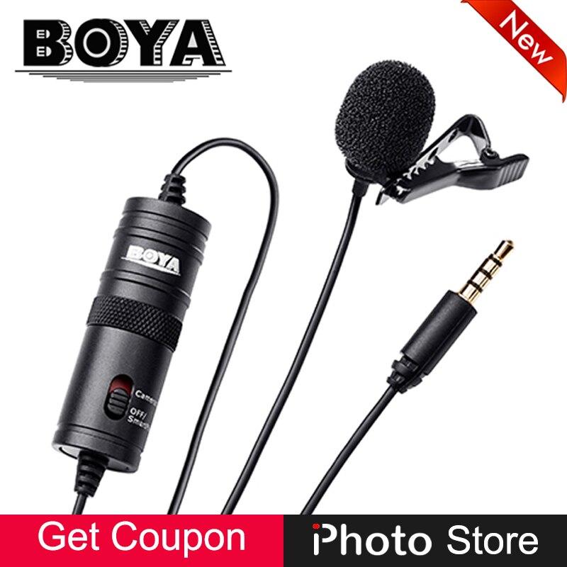 микрофон boya by m1 купить