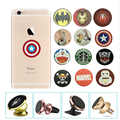 cartoon stainless steel magnetic Car Phone Holder Super magnet accessories Iron Sheets For Magnet Phone Support free shipping