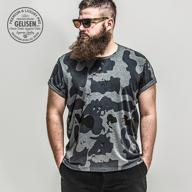 270ad073fbbf4 Gelisen Brand Mens T Shirts Fashion 2015 Summer Style Mens Luxury Clothing  Top Brand