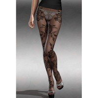 Best Selling 2017 Floral Lace Pantyhose Female Clothes Super Cheap Lingerie Outfits Tights Stocking Women Sexy