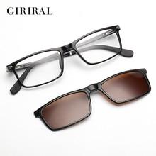 Двухцелевые солнцезащитные очки TR90 для мужчин, солнцезащитные очки UV400 для ночного вождения, брендовые зеркальные очки TR90 # LJ 809