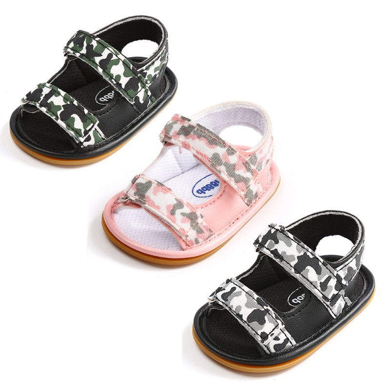 Summer Baby Boys Girls Shoes Kids Hollow Out Anti-skid Casual Child Shoes Comfortable