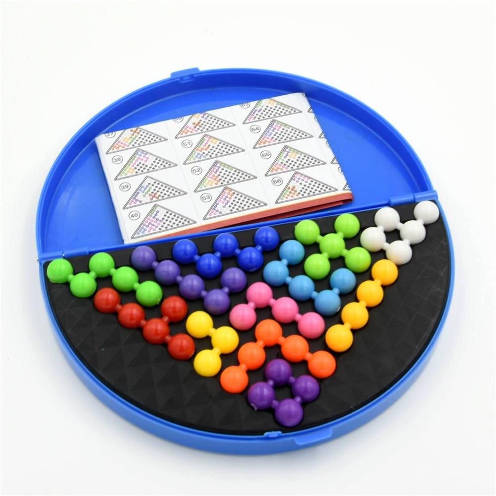 Puzzles Rätsel & Spiele Klassische Puzzle Pyramide Platte Iq Perle Logische Geist Spiel Denkaufgabe Pädagogisches Spielzeug Für Kinder Pyramide Perlen Puzzle