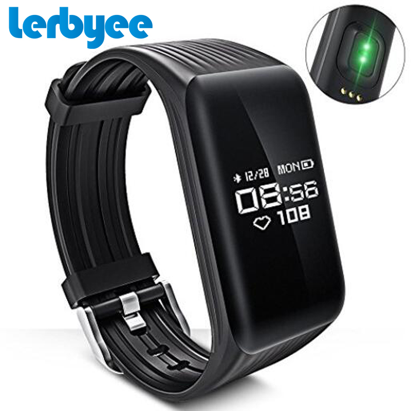 2Pcs Alarm Clock Activity Tracker Men Running Sport Smart Bracelet Women Heart Rate Smart Wristband Gifts for iPhone 8 Xiaomi
