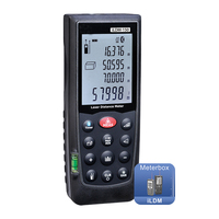 Waterproof Bluetooth Handheld Laser Distance Meter Measure 0.1 70m Area Volume for iPod touch iPhone iPad Android phone