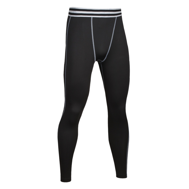 Leggings 2017 Hottest Mens Compression Pants Male Base Layers Bodybuliding Skinny Tights Pants Quickly Dry Anti-bacteria Trousers A Wide Selection Of Colours And Designs