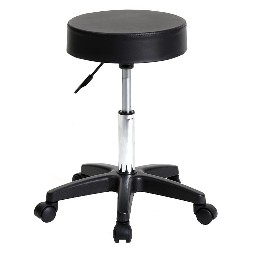 Superb Adjustable Hydraulic Rolling Swivel Stool Massage Spa Chair Machost Co Dining Chair Design Ideas Machostcouk