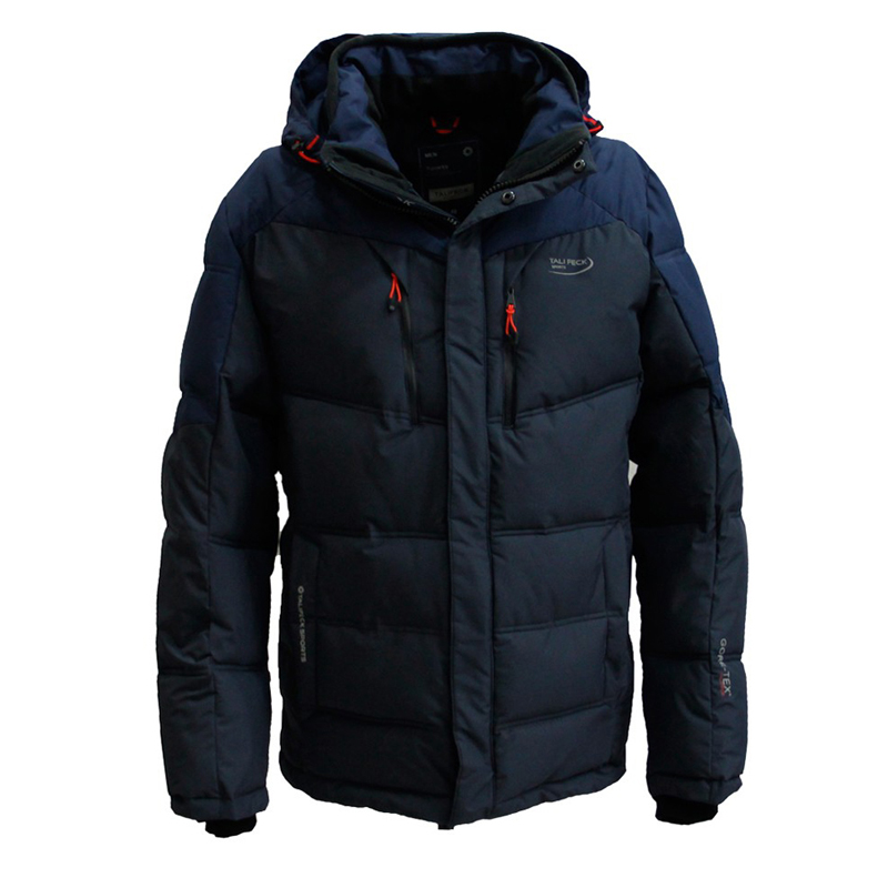 2019 New Jacket Men Coats High Quality Men's Casual Parka Waterproof Windbreak Cotton Padded Outwear Brand Clothes Warm Thicken