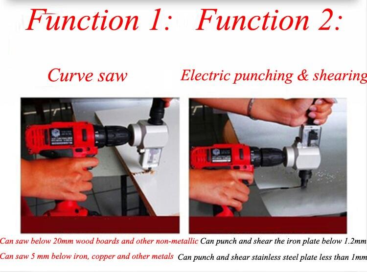 jig viu multi-função curva cortador multi-purpose diy