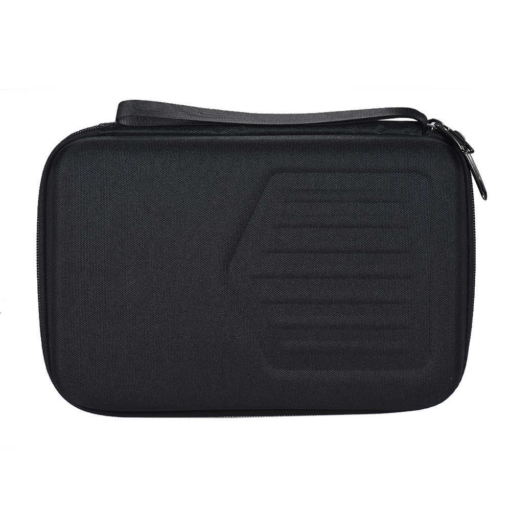 10 キー/17 キーカリンバケース親指ピアノ Mbira ボックスバッグ耐水性ショックプルーフパーカッションキーボード楽器部分