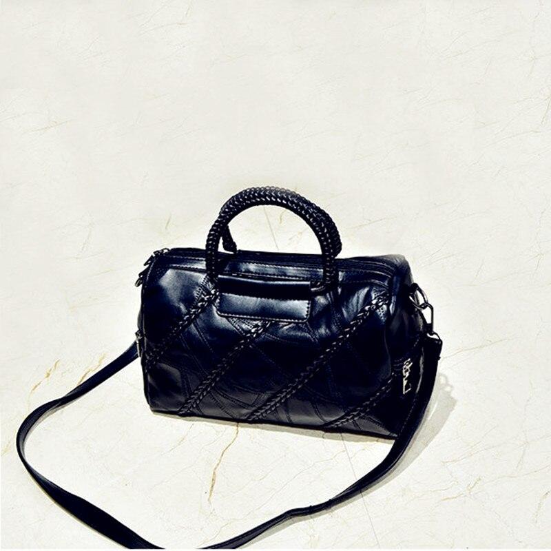 vrouwen tassen grote capaciteit mode reistas PU hoge kwaliteit - Trolley en reistassen - Foto 2
