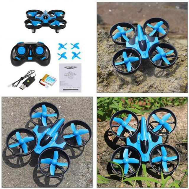 Original JJRC Mini Quadcopter 4CH Micro Flying RC Drone Dron Helicopter Toys VS Drone H8 H20 Helicoptero De Controle Remoto