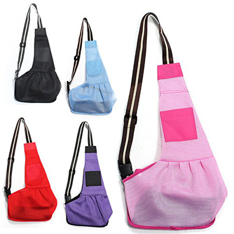 [TAILUP] Pet Carrier Bag Slings Summer Pustende Pet Dog Carrier Bag - Pet produkter - Foto 5