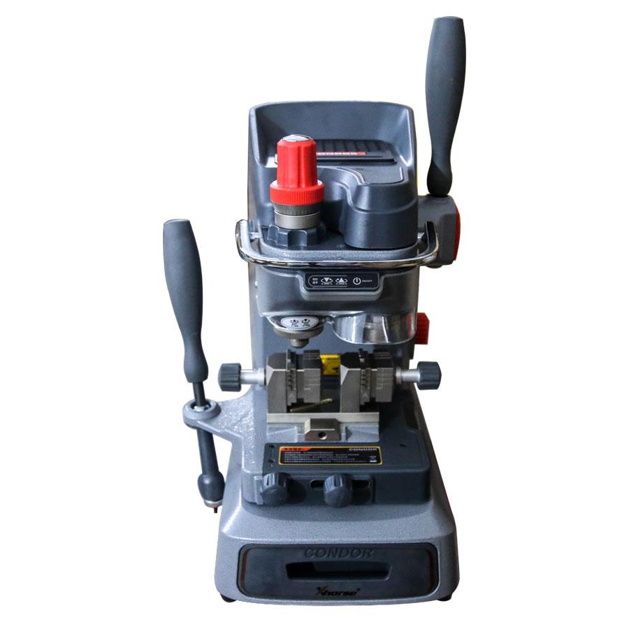New Released Original Xhorse Condor XC-002 Ikeycutter Mechanical Key Cutting Machine Three Years Warranty (14)