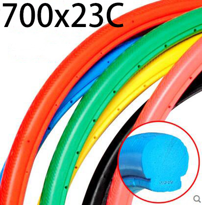 Bicycle Fixed Gear Tubeless Solid Tires 700 * 23C  MTB Mountain Road Bike Tyre Cycling Bicycle Tires Solid Tyre For 700 * 23C