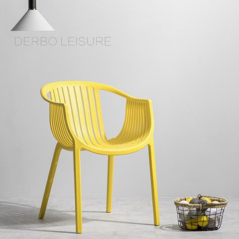 Modern Classic Design Outdoor Dinning Chair Fashion Leisure
